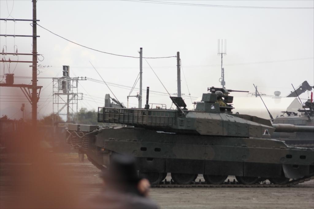 74式戦車や90式戦車の投入_26