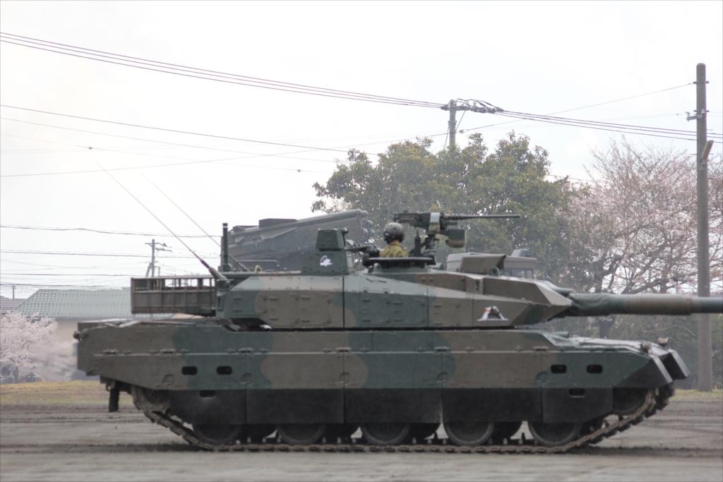 74式戦車や90式戦車の投入_28