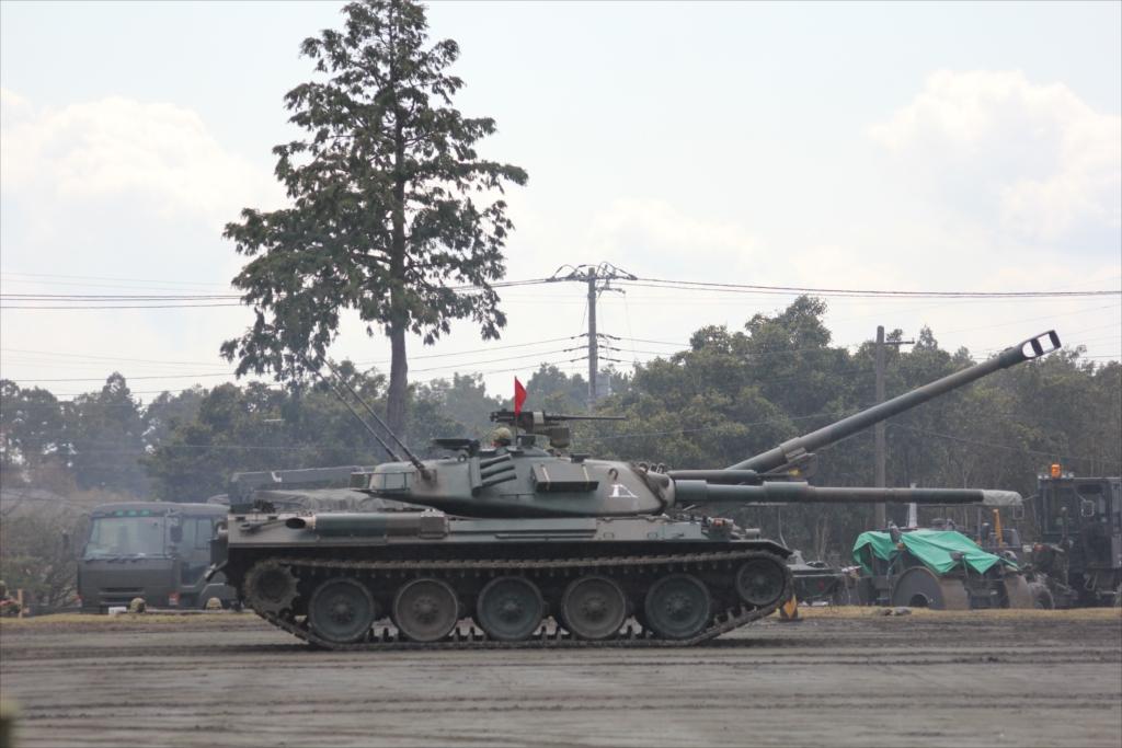 74式戦車や90式戦車の投入_40