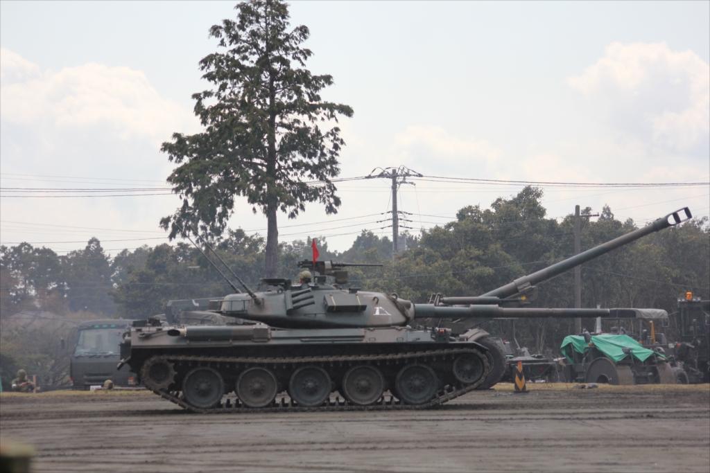 74式戦車や90式戦車の投入_41
