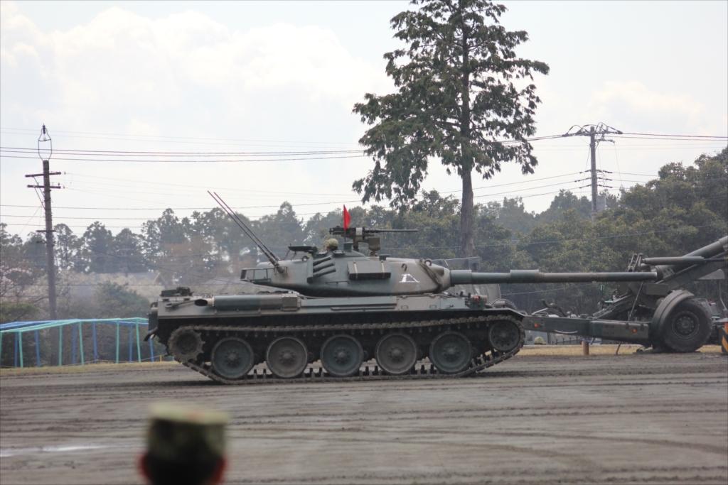 74式戦車や90式戦車の投入_46