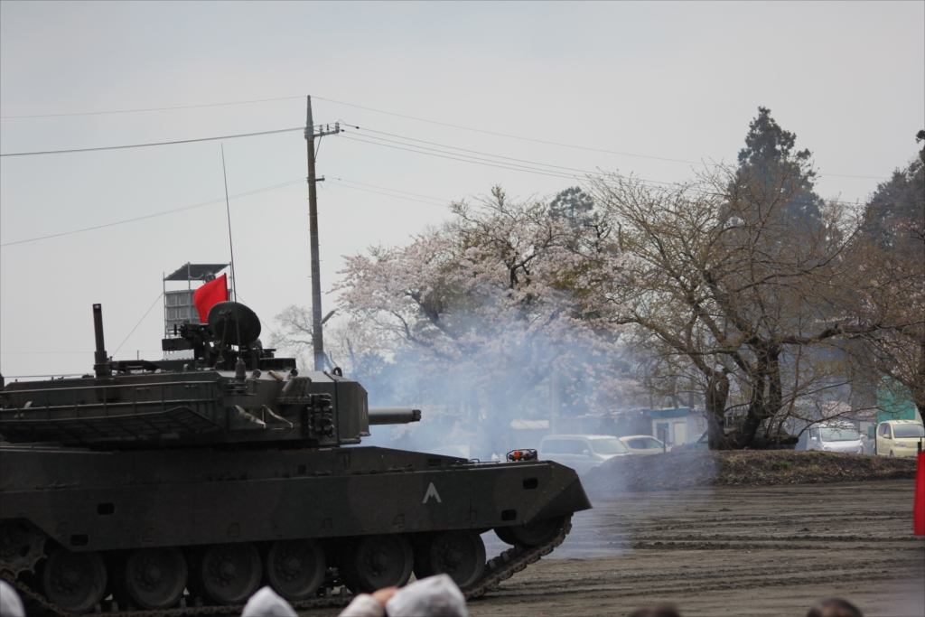 再度戦車の登場_21