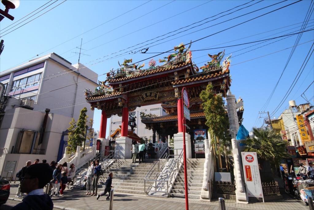 関帝廟入り口_1