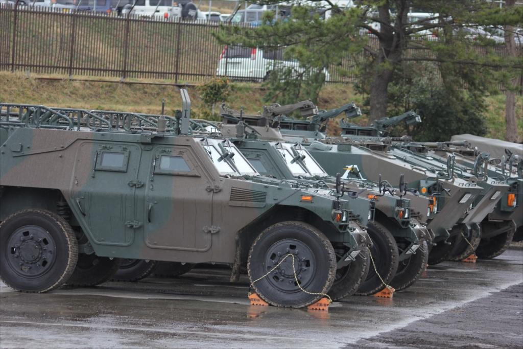 装甲車の乗り心地はどんなものなんだろうか_2