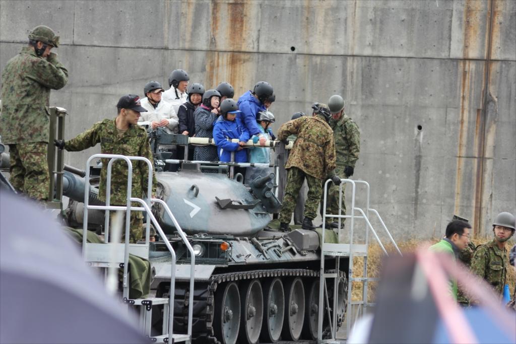 戦車試乗_2