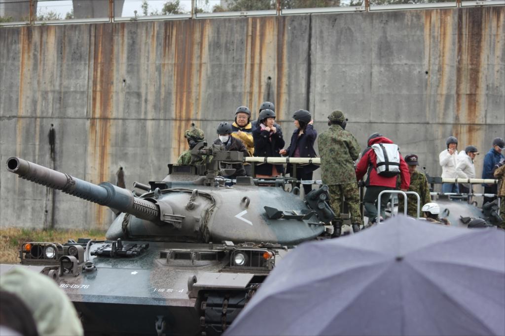 戦車試乗_3