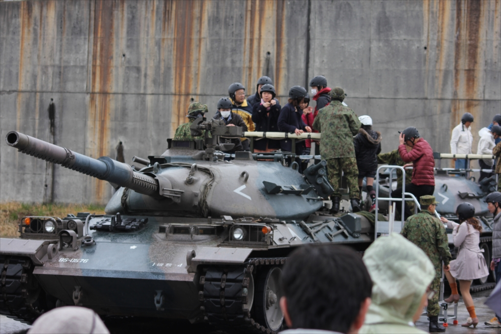 戦車試乗_4