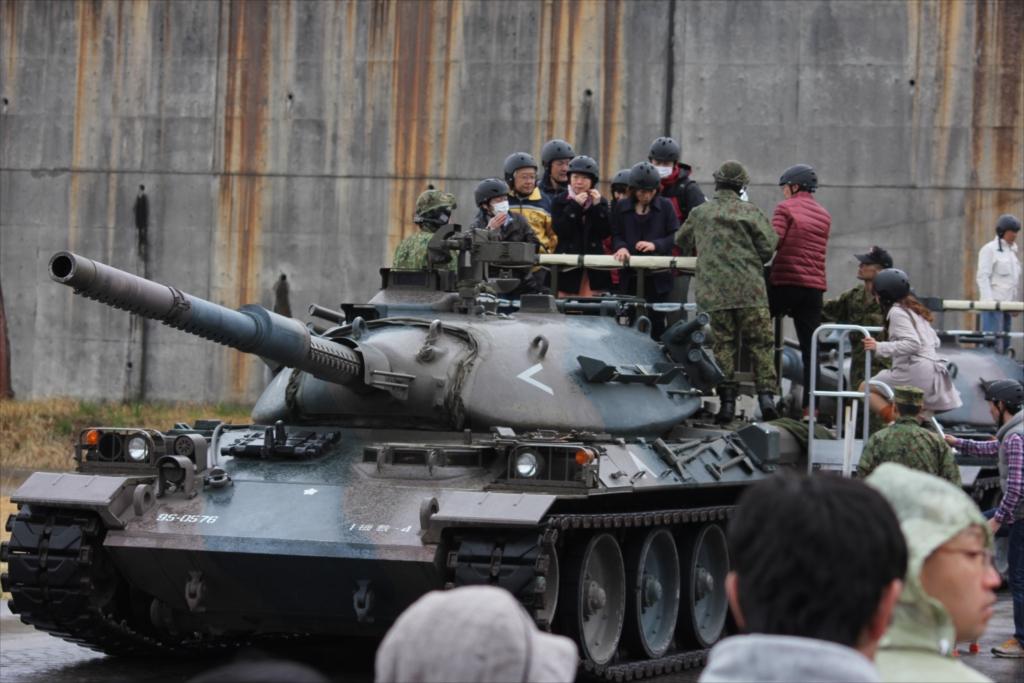 戦車試乗_5