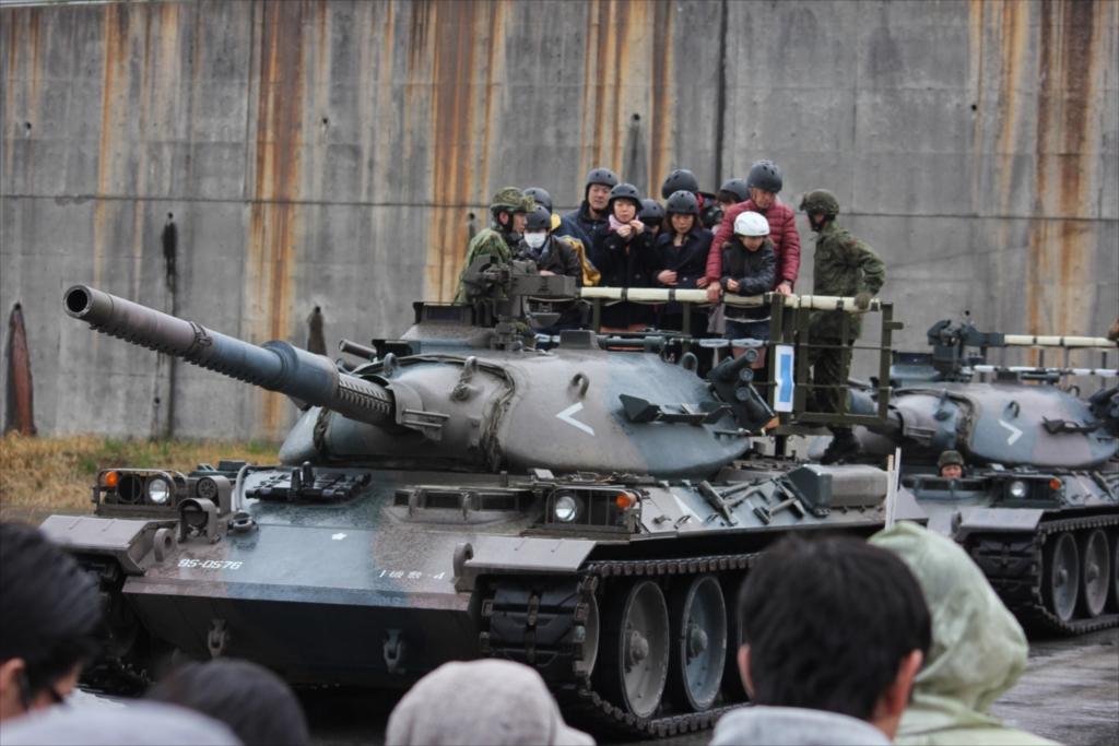 戦車試乗_7