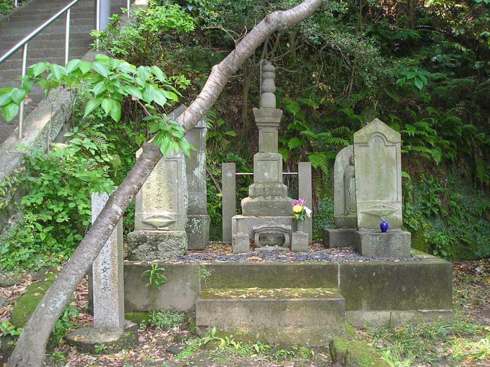 島村采女墓