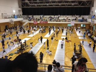 1東日本フェンシング大会