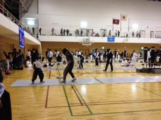 東日本フェンシング大会2