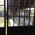 建仁寺方丈の廊下