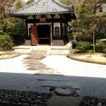 建仁寺のお堂