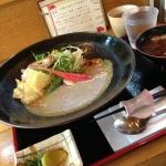 京都の白味噌カレー