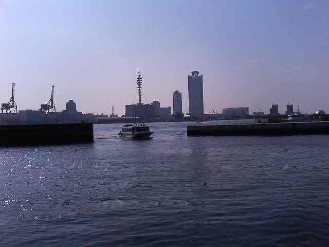 大阪港めぐり