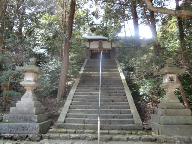 二上山神社