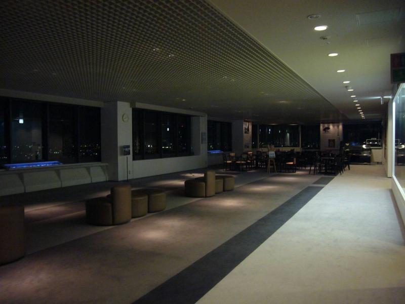 堺市役所 展望ロビー
