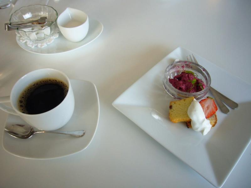 カフェ・レイガーデン