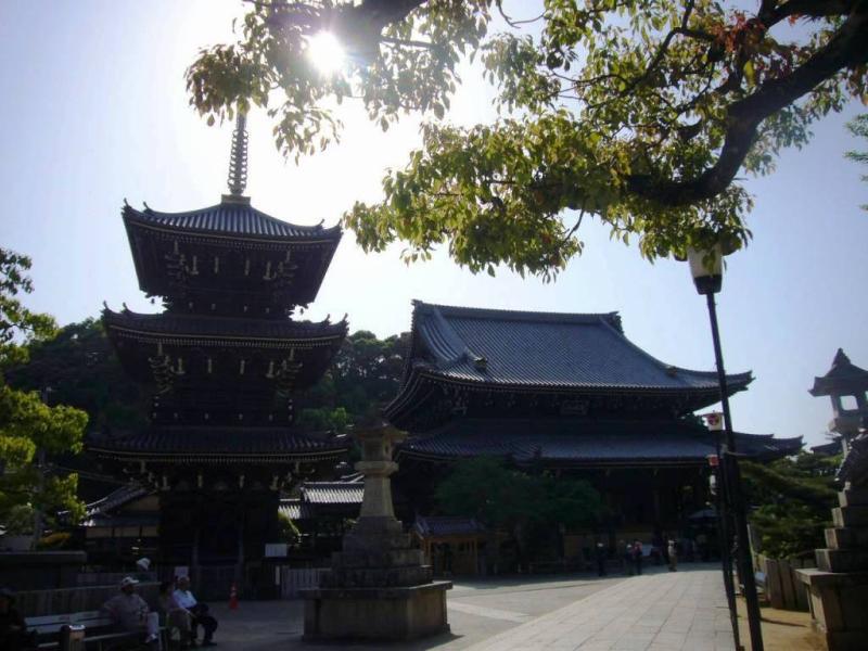 水間観音 水間寺