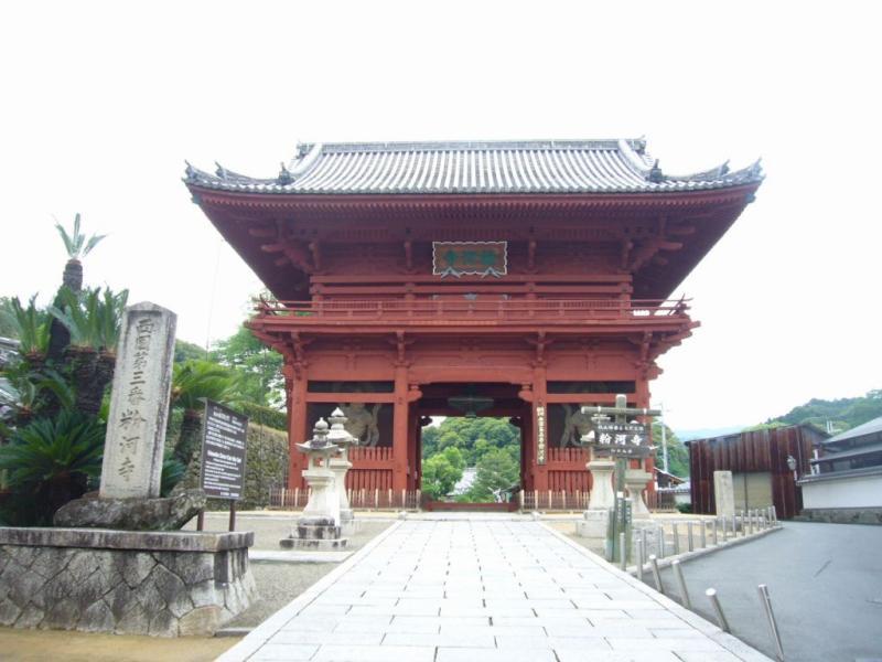 粉河寺 大門
