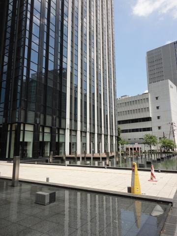 堂島リバーフォーラムの東隣ー中之島合同庁舎②