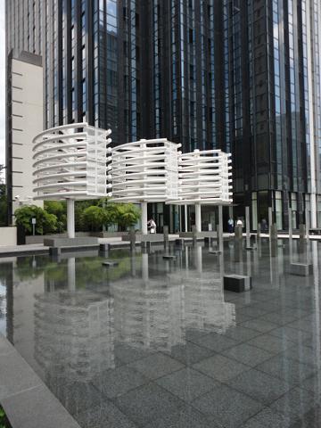 堂島リバーフォーラムの東隣ー中之島合同庁舎①