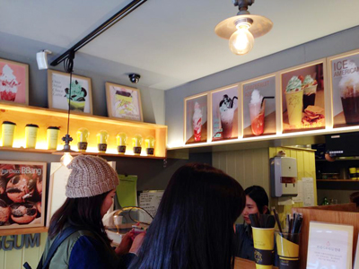 2韓国カフェ2