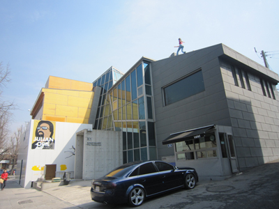 2韓国アートレストラン