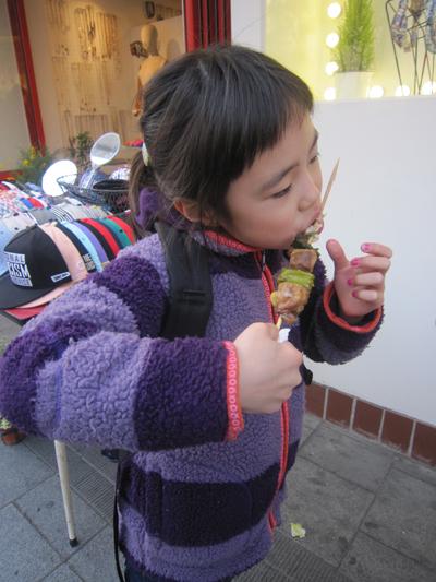 2韓国食べ歩き2
