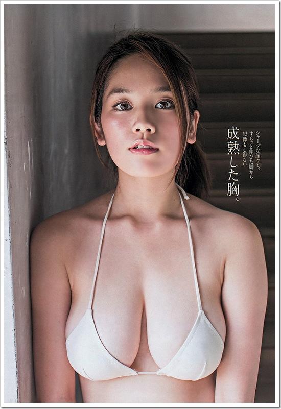 筧見和子(グラビア