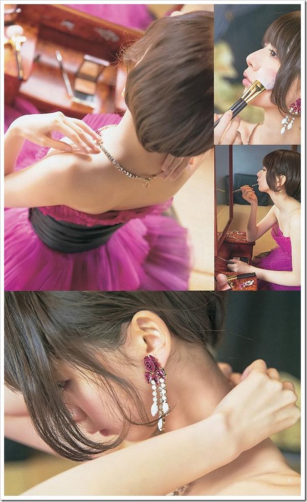 【橋本奈々未(乃木坂46)】お宝笑顔で美乳おっぱい