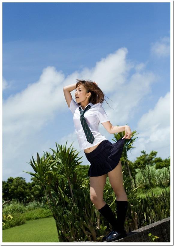 【黒崎セシル(綾瀬ティアラ)】美乳セクシーおっぱい