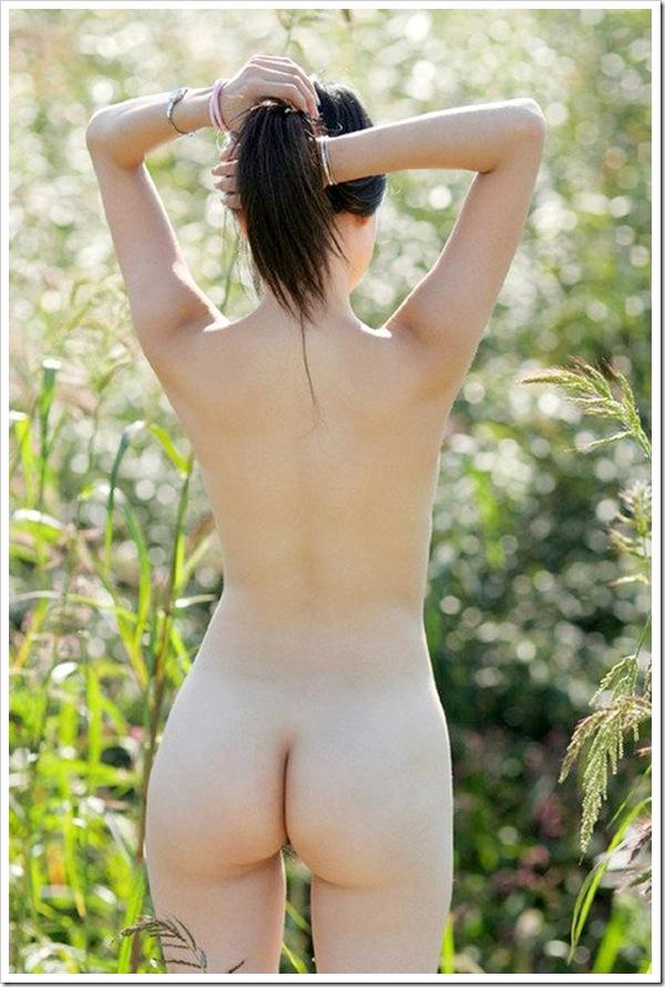 【美尻】お宝全裸ヌードから下着