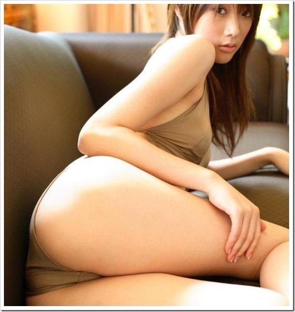 【美味しいお尻】女性の綺麗なケツ