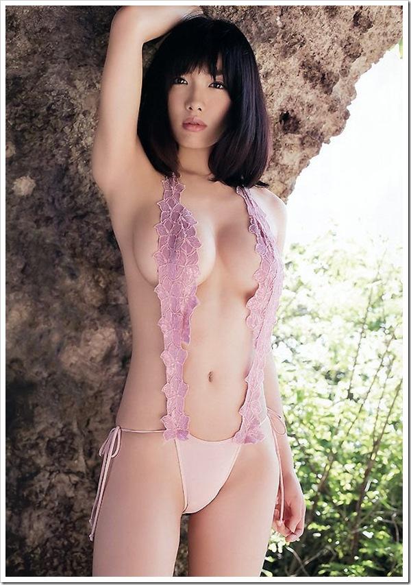 【下着】おっぱいと桃尻と性器