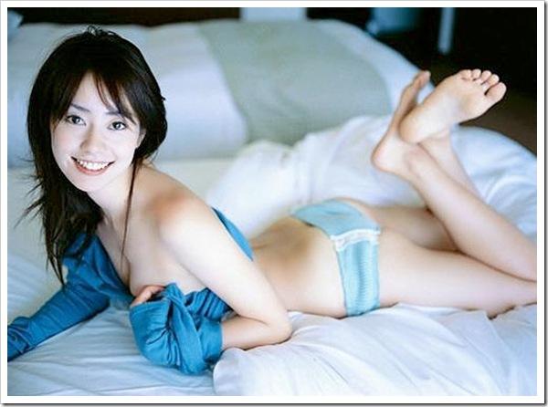 【色白美肌】全裸ヌード