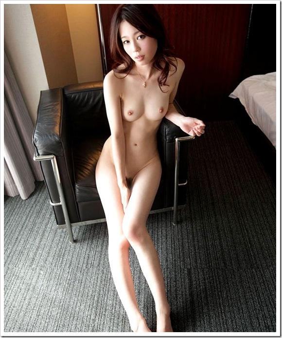 【おっぱい】お宝羨望な全裸ヌードで我慢汁放出