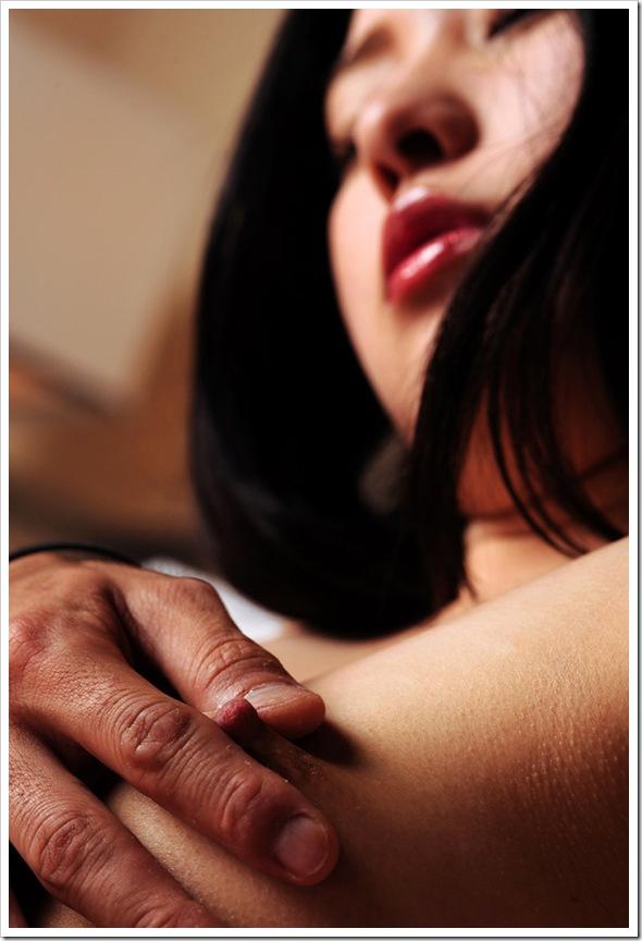 【SEX性交】美乳おっぱい姉さんお股