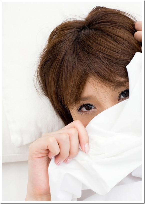 【桜木凛(女優)】お宝下着脱いだら色白美肌美乳