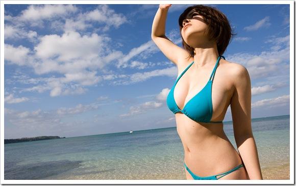 【奥田咲(女優)】お宝爆乳おっぱいの全裸