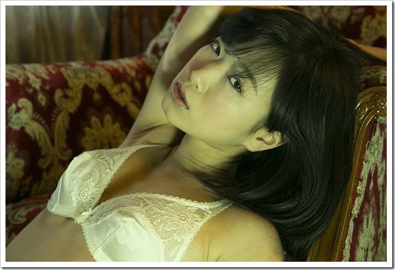 【メイド】美乳おっぱいのお嬢様がエロ下着