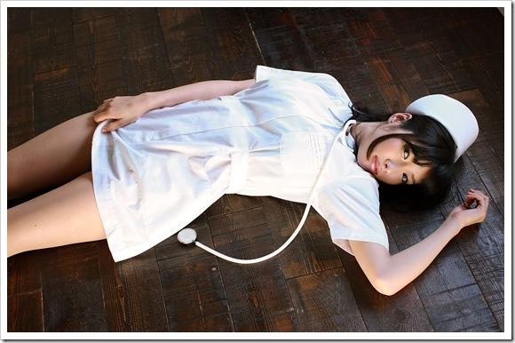 【看護師ナース】巨乳桃尻おっぱい今野杏南