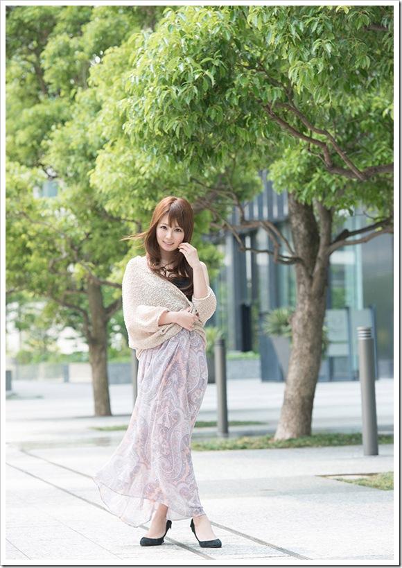 【小嶋世奈(女優)】お宝美乳おっぱい