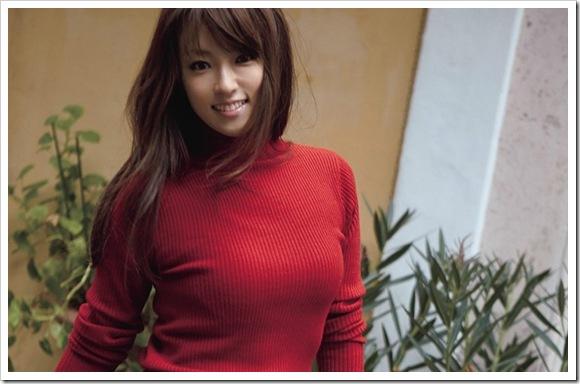 【深田恭子(女優)】お宝美乳ハミ乳おっぱい