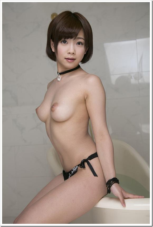 【巨乳】お宝全裸ヌード美乳な紗倉まな(女優)