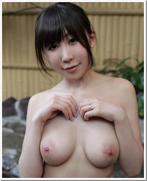 【温泉入浴】お宝巨乳おっぱい美人姉さん
