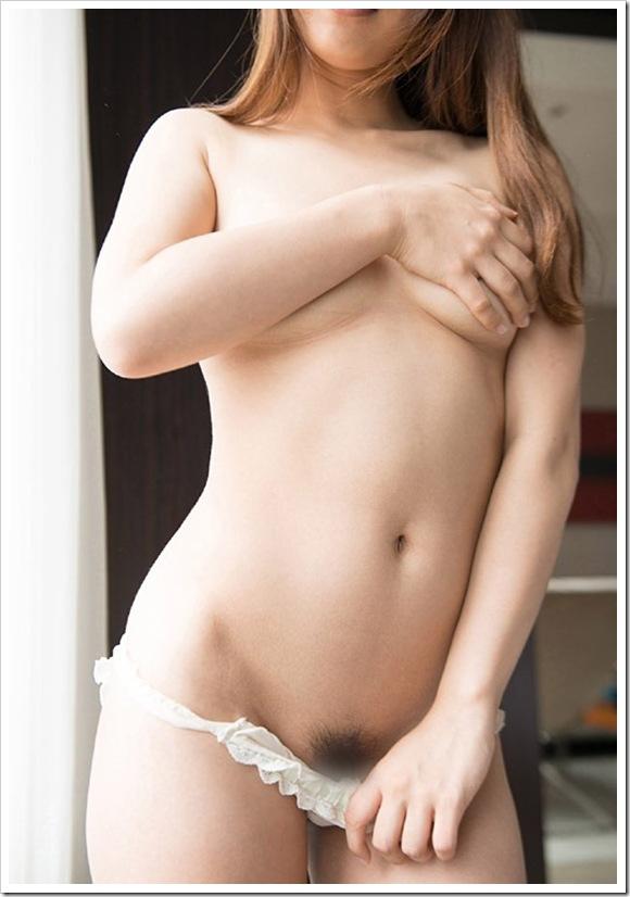【麻倉結衣(女優)】お宝美乳おっぱい全裸ヌード