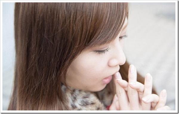 河合雪乃にキス