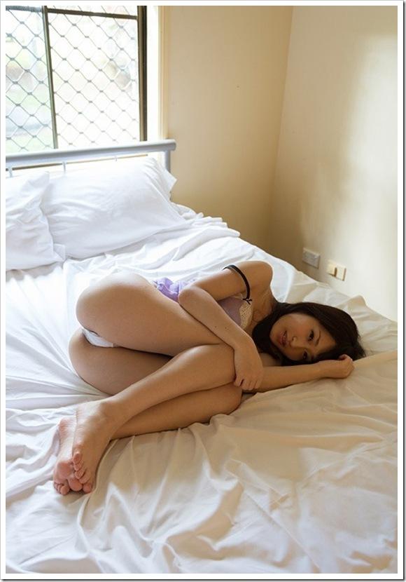 【美里有紗(女優)】お宝全裸ヌード